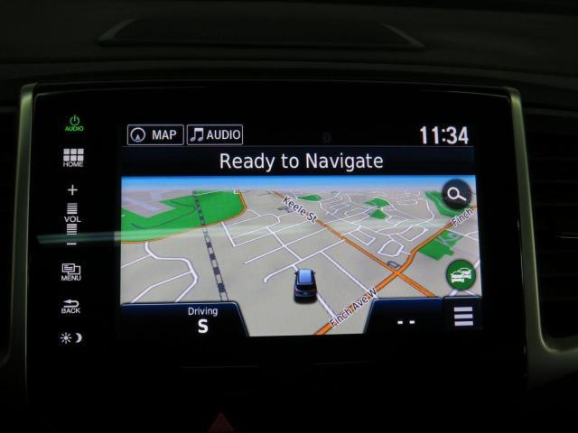 2016 Honda Pilot Touring AWD Nav Leather Sunroof Backup Cam DVD