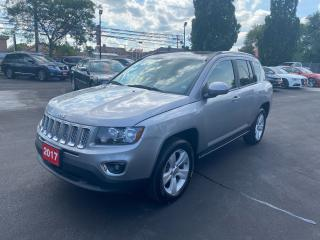 Used 2017 Jeep Compass High Altitude Edition-4WD-Accident Free for sale in Stoney Creek, ON