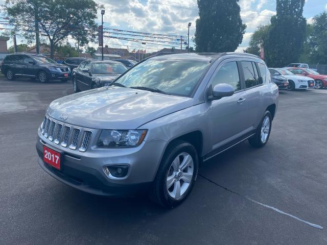 2017 Jeep Compass High Altitude Edition-4WD-Accident Free