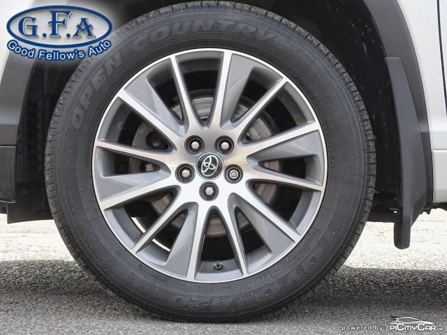 2016 Toyota Highlander XLE MODEL, 8PASS, AWD, LEATHER SEATS, SUNROOF, NAV Photo6