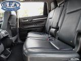 2016 Toyota Highlander XLE MODEL, 8PASS, AWD, LEATHER SEATS, SUNROOF, NAV Photo33
