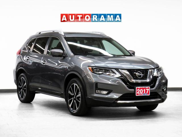 2017 Nissan Rogue SL AWD Nav Leather PanoRoof 360 Cam