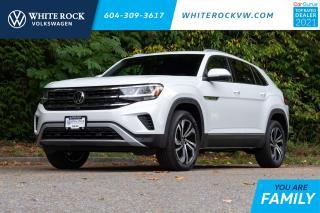 New 2021 Volkswagen Atlas Cross Sport 3.6 FSI Execline for sale in Surrey, BC