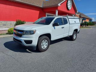 Used 2016 Chevrolet Colorado 2WD WT for sale in Cornwall, ON