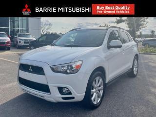 Used 2019 Mitsubishi RVR SE-LTD for sale in Barrie, ON