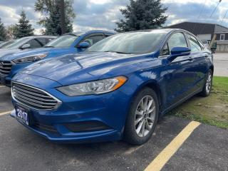 Used 2017 Ford Fusion SE for sale in Woodstock, ON
