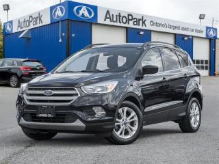 Used 2018 Ford Escape SE - FWD BACKUP CAM|HEATED SEATS|BLUETOOTH|CRUISE CONTROL for sale in Georgetown, ON