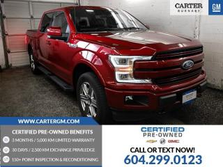 Used 2019 Ford F-150 Lariat for sale in Burnaby, BC