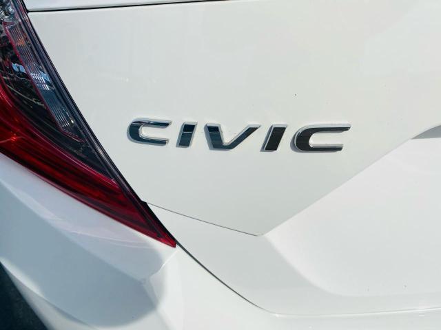 2018 Honda Civic LX / HEATED SEATS / REAR CAMERA