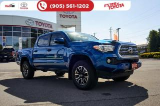 Used 2017 Toyota Tacoma TRD Sport for sale in Hamilton, ON