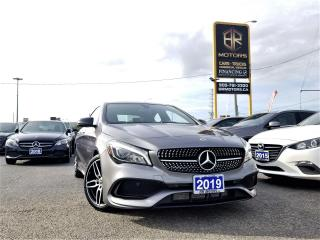 Used 2019 Mercedes-Benz CLA-Class No Accidents|  CLA 250 4MATIC Coupe | Certified for sale in Brampton, ON