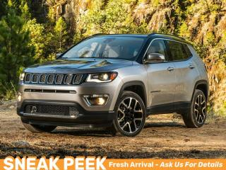 Used 2018 Jeep Compass NORTH for sale in Saskatoon, SK