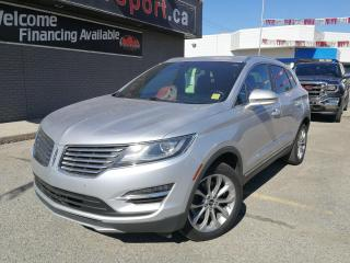 Used 2015 Lincoln MKC Clean and modern interior for sale in Saskatoon, SK