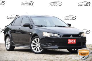 Used 2009 Mitsubishi Lancer GTS | MANUAL | AS-TRADED SPECIAL! for sale in Kitchener, ON
