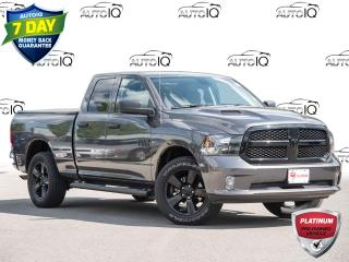 Used 2021 RAM 1500 Classic Tradesman Classic Express Quad cab 4x4 for sale in Welland, ON