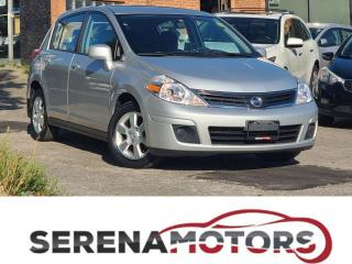 Used 2012 Nissan Versa SL   HATCH   MANUAL   OEN OWNER   NO ACCIDENTS for sale in Mississauga, ON