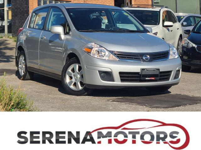 2012 Nissan Versa SL   HATCH   MANUAL   OEN OWNER   NO ACCIDENTS