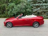 2013 Lexus IS 250 ISC 250-CONVERTIBLE/HARDTOP-GPS/NAVI-ONLY 86K KMS!