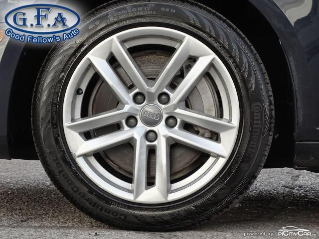 2017 Audi A4 KOMFORT, QUATRO, AWD, LEATHER SEATS, POWER SEATS Photo6