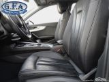 2017 Audi A4 KOMFORT, QUATRO, AWD, LEATHER SEATS, POWER SEATS Photo30