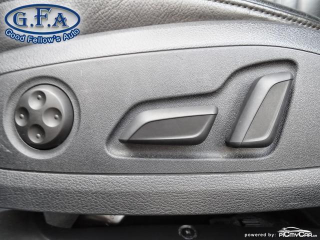 2017 Audi A4 KOMFORT, QUATRO, AWD, LEATHER SEATS, POWER SEATS Photo9