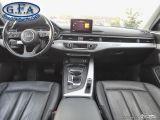 2017 Audi A4 KOMFORT, QUATRO, AWD, LEATHER SEATS, POWER SEATS Photo36