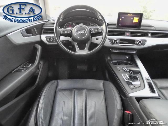 2017 Audi A4 KOMFORT, QUATRO, AWD, LEATHER SEATS, POWER SEATS Photo15