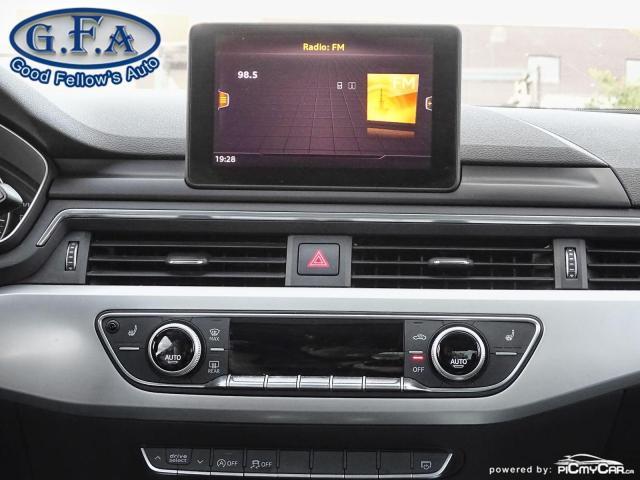 2017 Audi A4 KOMFORT, QUATRO, AWD, LEATHER SEATS, POWER SEATS Photo16