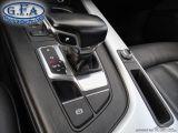 2017 Audi A4 KOMFORT, QUATRO, AWD, LEATHER SEATS, POWER SEATS Photo39