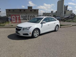Used 2014 Chevrolet Cruze 1LT | $0 DOWN - EVERYONE APPROVED!! for sale in Calgary, AB