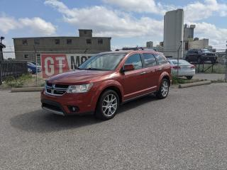 Used 2014 Dodge Journey R/T | $0 DOWN - EVERYONE APPROVED!! for sale in Calgary, AB