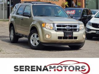 Used 2010 Ford Escape XLT | V6 | F. LOADED | ONE OWNER | NO ACCIDENTS for sale in Mississauga, ON