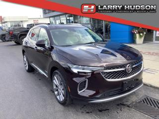 New 2021 Buick Envision Avenir for sale in Listowel, ON