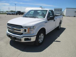 Used 2019 Ford F-150 REGULAR CAB LONG BOX 2WD for sale in London, ON
