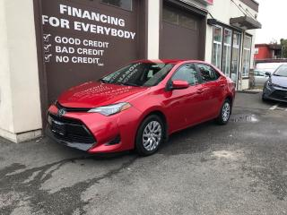 Used 2019 Toyota Corolla LE for sale in Abbotsford, BC