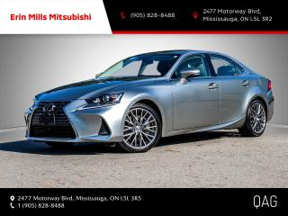 Used 2019 Lexus IS 300 PREMIUM PKG|LOW KMS|1 OWNER|ROOF|CAM for sale in Mississauga, ON