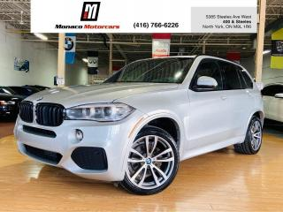 Used 2015 BMW X5 xDrive35i- M-PKG |360 CAM | HUD| NAVI |PANO for sale in North York, ON