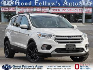 Used 2017 Ford Escape Good or Bad Credit Car Financing ..! for sale in Toronto, ON