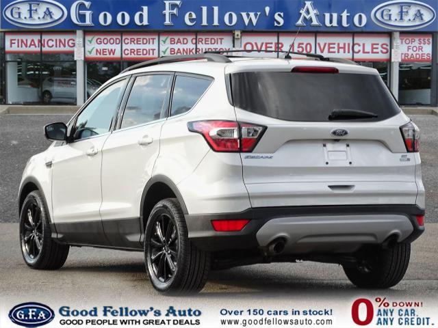 2017 Ford Escape SE MODEL, 4WD, BACKUP CAM, NAVI, SATELLITE RADIO Photo5