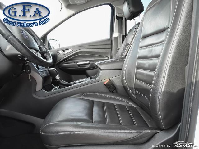 2017 Ford Escape SE MODEL, 4WD, BACKUP CAM, NAVI, SATELLITE RADIO Photo8