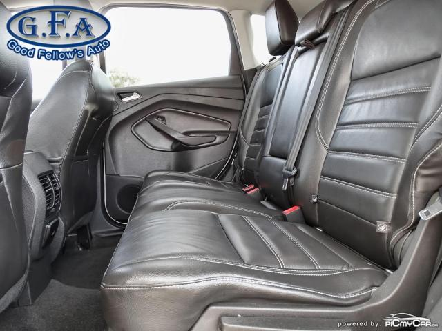 2017 Ford Escape SE MODEL, 4WD, BACKUP CAM, NAVI, SATELLITE RADIO Photo10
