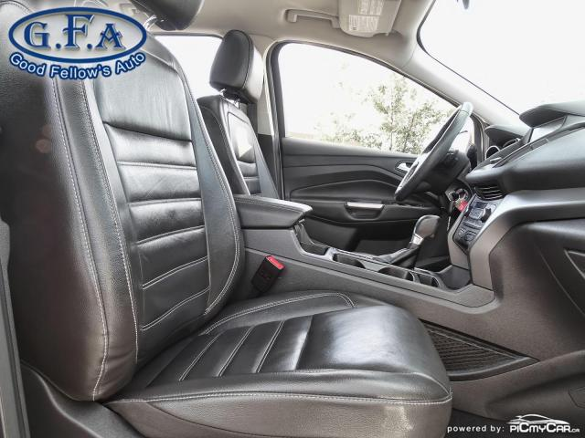 2017 Ford Escape SE MODEL, 4WD, BACKUP CAM, NAVI, SATELLITE RADIO Photo11