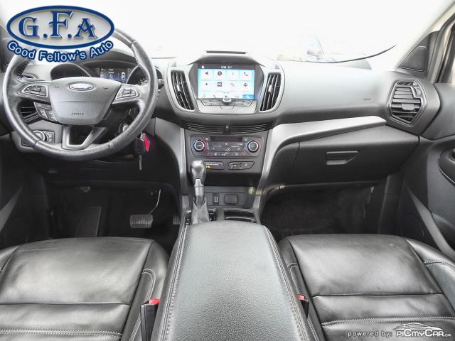 2017 Ford Escape SE MODEL, 4WD, BACKUP CAM, NAVI, SATELLITE RADIO Photo13