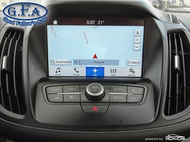 2017 Ford Escape SE MODEL, 4WD, BACKUP CAM, NAVI, SATELLITE RADIO Photo20