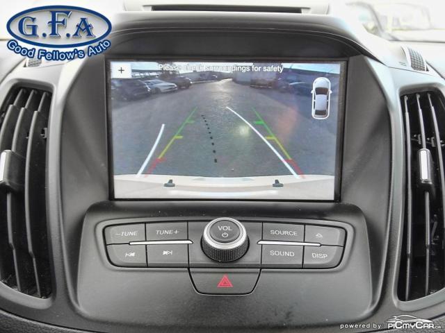 2017 Ford Escape SE MODEL, 4WD, BACKUP CAM, NAVI, SATELLITE RADIO Photo21
