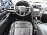 2018 Ford Explorer XLT MODEL, 7PASS, LEATHER SEATS, 4WD, SUNROOF, NAV Photo39