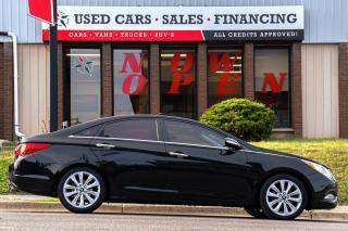 Used 2011 Hyundai Sonata Limited | 2.0T | Leather | Sunroof | Navi | Cam for sale in Oshawa, ON
