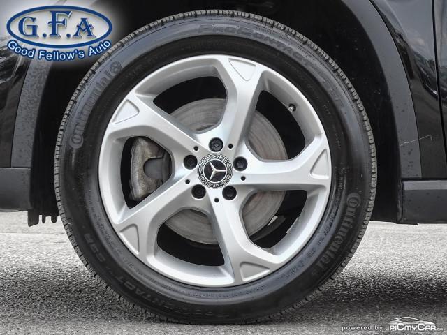 2018 Mercedes-Benz GLA 250 4MATIC, LEATHER SEATS, PAN ROOF, NAVI, BLIND SPOT Photo6