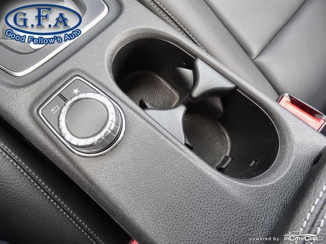 2018 Mercedes-Benz GLA 250 4MATIC, LEATHER SEATS, PAN ROOF, NAVI, BLIND SPOT Photo14