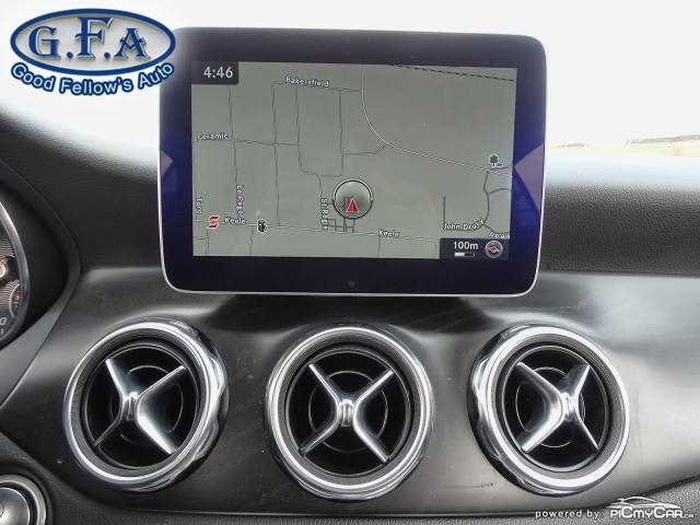 2018 Mercedes-Benz GLA 250 4MATIC, LEATHER SEATS, PAN ROOF, NAVI, BLIND SPOT Photo16
